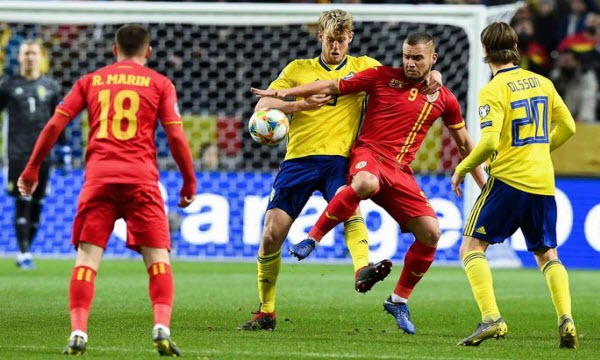 Bóng đá - Romania vs Đảo Faroe 02h45 ngày 27/03