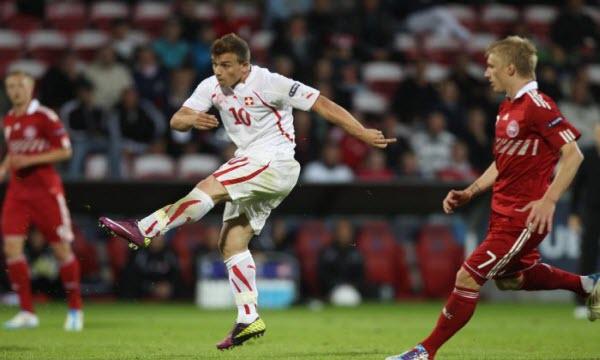 Bóng đá - Thụy Sỹ vs Đan Mạch 02h45 ngày 27/03