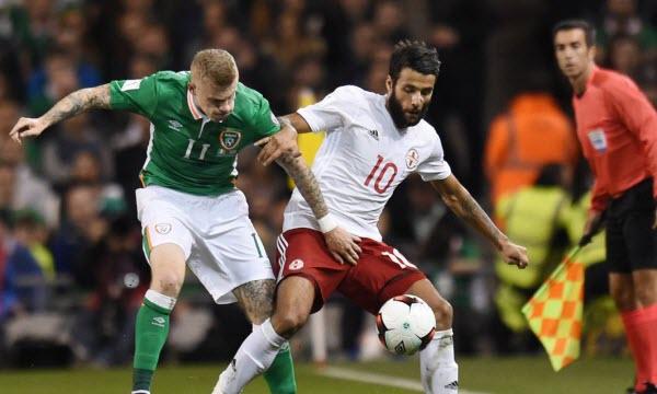 Bóng đá - CH Ireland vs Georgia 02h45 ngày 27/03