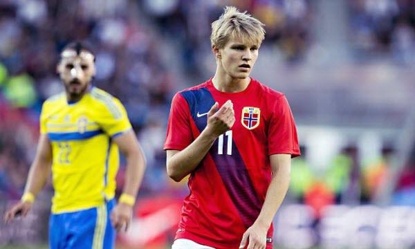 Bóng đá - Na Uy vs Thụy Điển 02h45 ngày 27/03