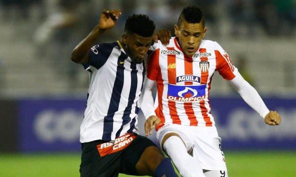 Bóng đá - Atletico Junior Barranquilla vs Alianza Lima 07h30, ngày 27/04