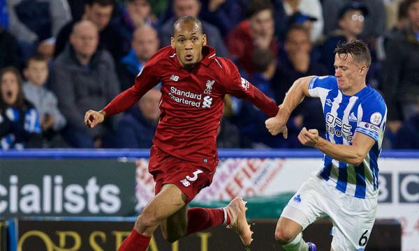 Bóng đá - Liverpool vs Huddersfield Town 02h00 ngày 27/04