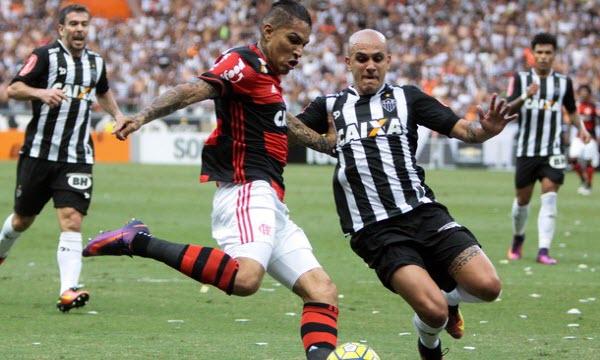 Bóng đá - Atletico Mineiro (MG) vs CR Flamengo (RJ) 07h00, ngày 27/05