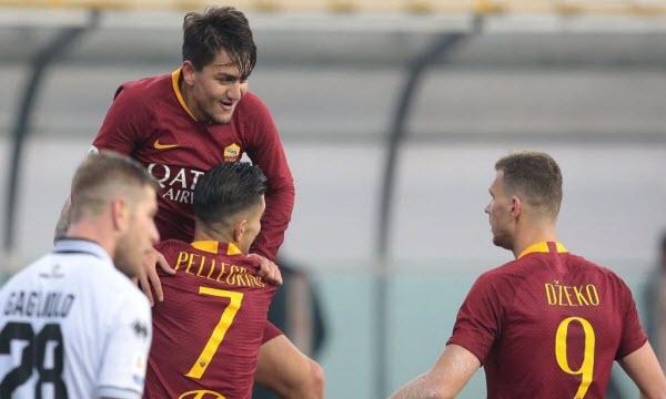 Thông tin trước trận AS Roma vs Parma
