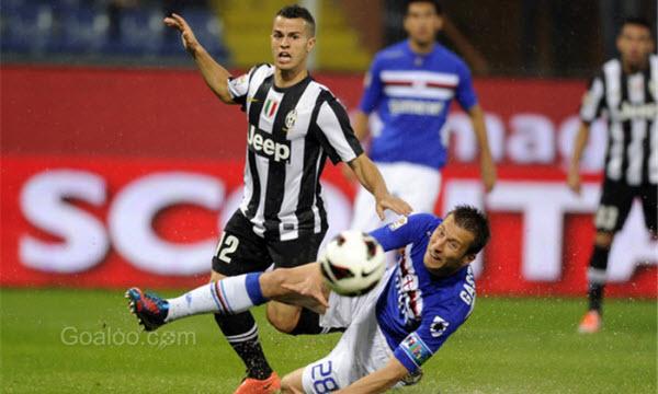 Bóng đá - Sampdoria vs Juventus 22h59 ngày 26/05