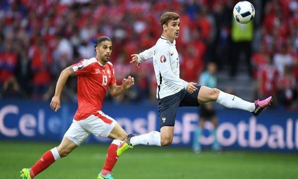 Bóng đá - Pháp vs CH Ireland 20h00, ngày 26/06