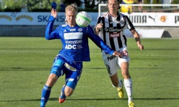 Inter Turku vs Honka 22h30 ngày 23/9