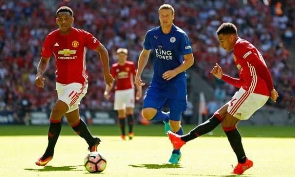 Bóng đá - Manchester United vs Leicester City 23h30, ngày 26/08