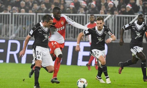 Bóng đá - Monaco vs Bordeaux 10/03/2019 02h00