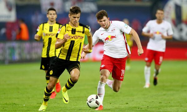 Bóng đá - Borussia Dortmund vs RB Leipzig 22h59, ngày 26/08