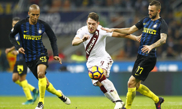 Bóng đá - Inter Milan vs Torino 01h30, ngày 27/08