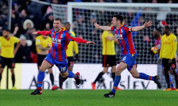 Bóng đá - Crystal Palace vs Watford 12/01/2019 22h00