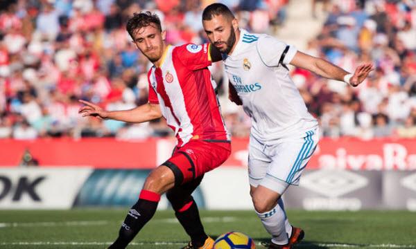 Bóng đá - Real Madrid vs Girona 17/02/2019 18h00