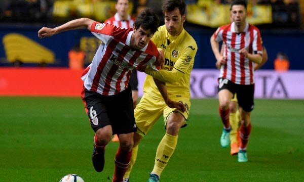 Bóng đá - Villarreal vs Athletic Bilbao 20/01/2019 22h15