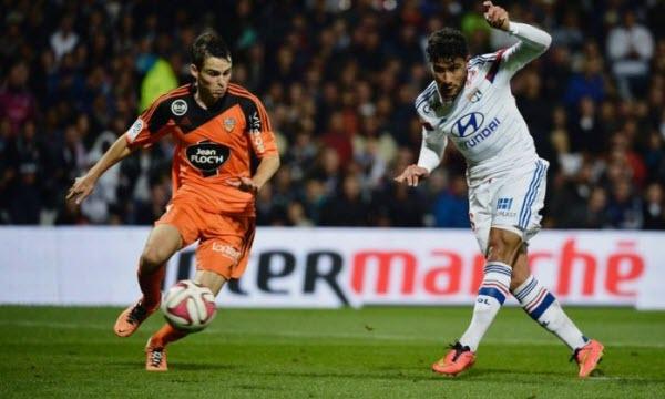 Bóng đá - Dijon vs Lyon 00h00, ngày 27/09