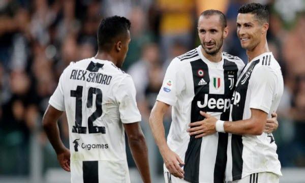 Bóng đá - Juventus vs Bologna 02h00, ngày 27/09
