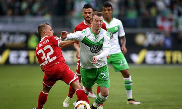 Bóng đá - Mainz 05 vs Wolfsburg 20h30 ngày 28/09