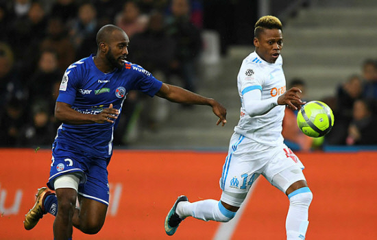 Bóng đá - Strasbourg vs Marseille 04/05/2019 01h45