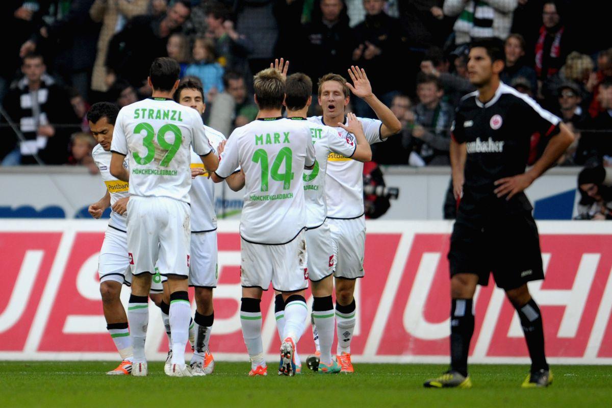 Bóng đá - Monchengladbach vs Eintr. Frankfurt 01h30, ngày 27/09