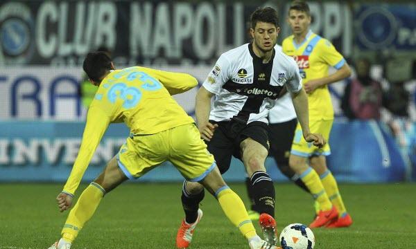 Bóng đá - Napoli vs Parma 02h00, ngày 27/09