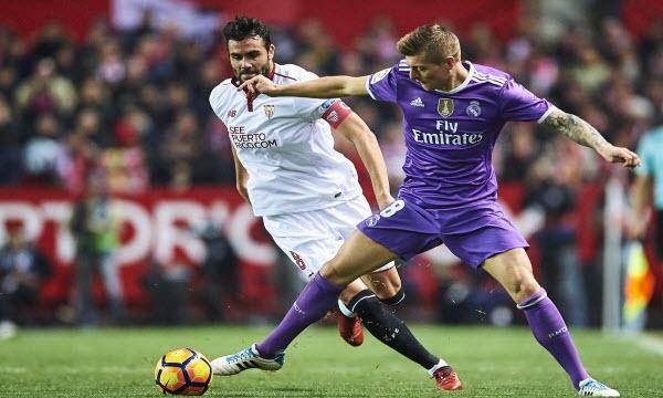 Bóng đá - Real Madrid vs Sevilla 19/01/2019 22h15