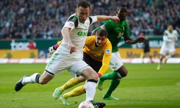 Bóng đá - Wolfsburg vs Werder Bremen: 23h30, ngày 26/10