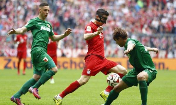 Bóng đá - Bayern Munich vs Augsburg 01h45, ngày 27/10
