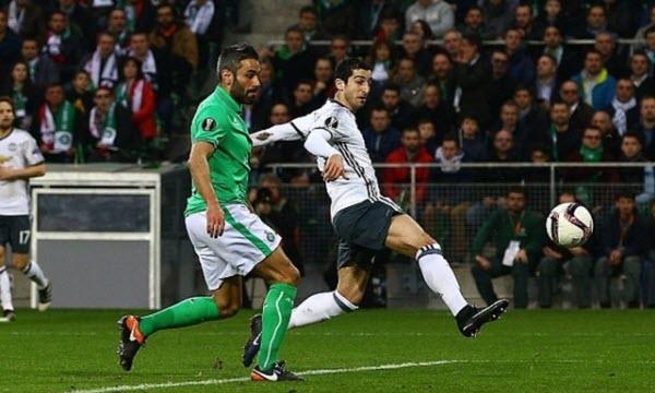 Bóng đá - Nimes vs Saint-Etienne 01h45 ngày 27/10