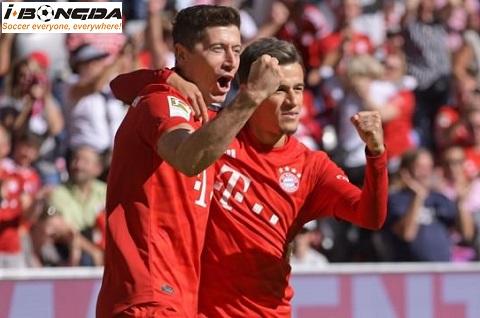 Thông tin trước trận Union Berlin vs Bayern Munich
