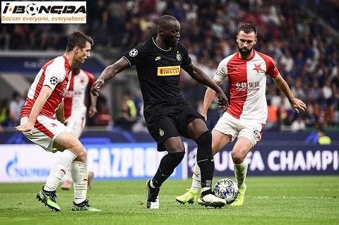 Bóng đá - Slavia Praha vs Inter Milan 03h00 ngày 28/11
