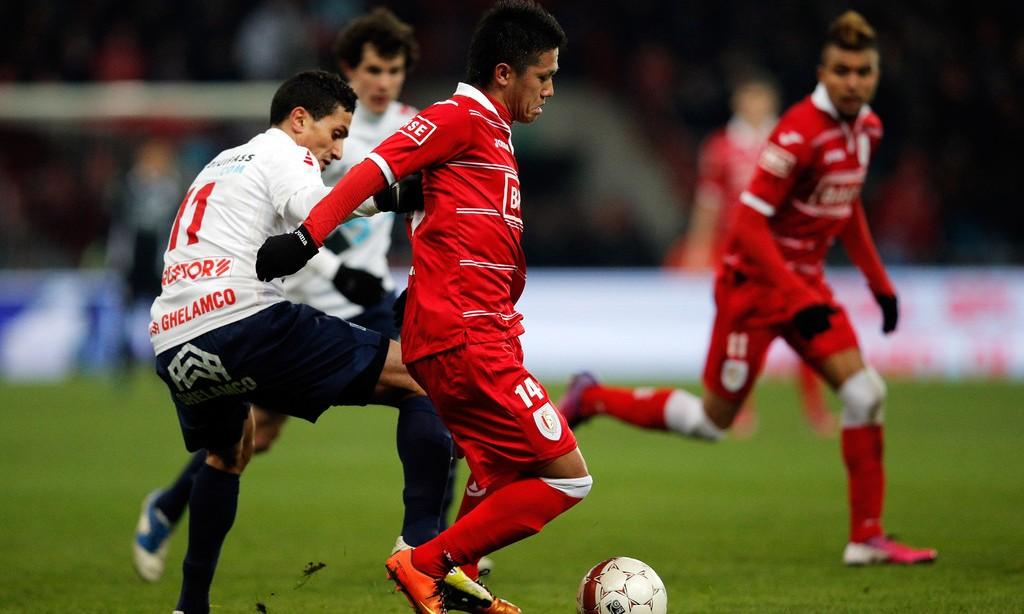 Standard Liege vs Kortrijk 00h00 ngày 20/01