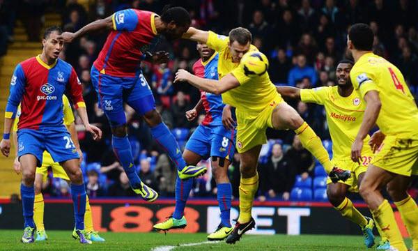 Bóng đá - Crystal Palace vs Cardiff City 22h00 ngày 26/12