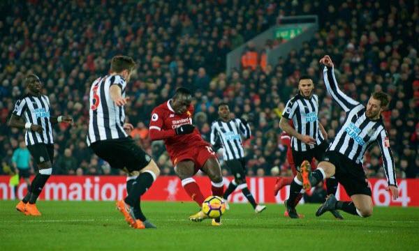 Bóng đá - Liverpool vs Newcastle United 22h00 ngày 26/12