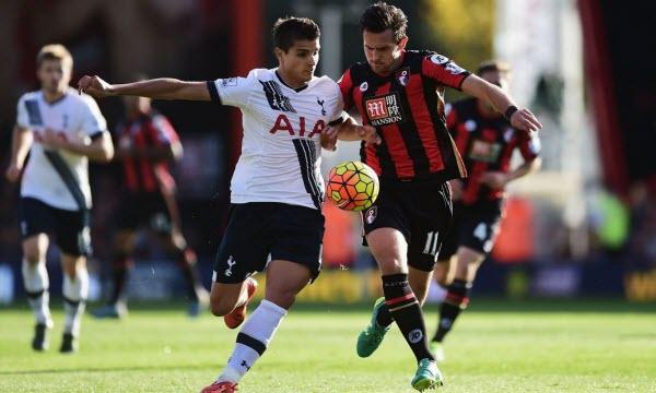 Bóng đá - Tottenham Hotspur vs AFC Bournemouth 22h00 ngày 26/12