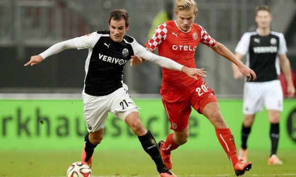 Phân tích SV Sandhausen vs Fortuna Dusseldorf 18h30 ngày 25/7