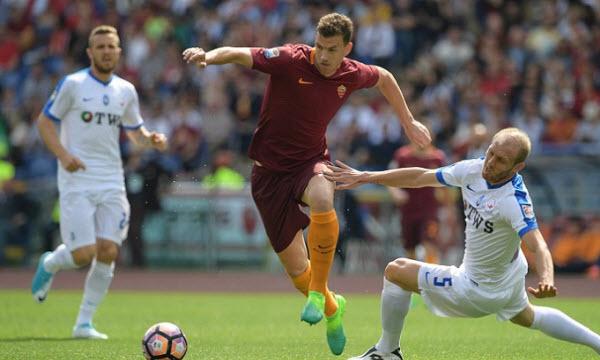 Bóng đá - Atalanta vs AS Roma 21h00 ngày 27/01