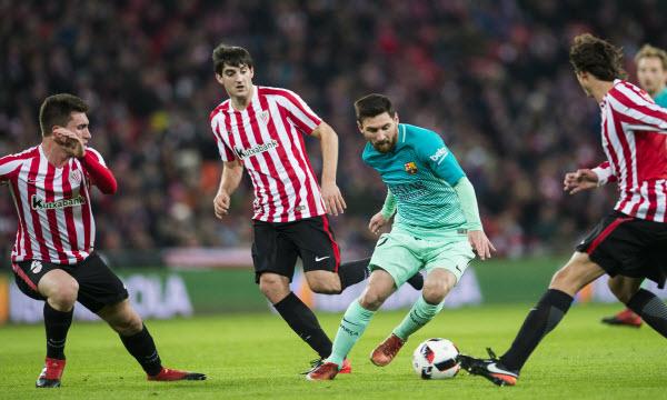 Bóng đá - Athletic Bilbao vs Real Betis 00h30 ngày 28/01