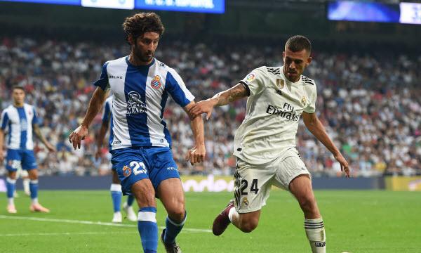 Phân tích Espanyol vs Real Madrid 21h15 ngày 3/10