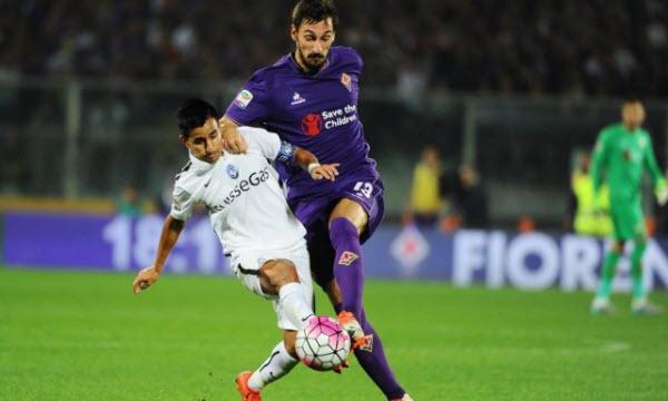 Bóng đá - Fiorentina vs Atalanta 03h00 ngày 28/02