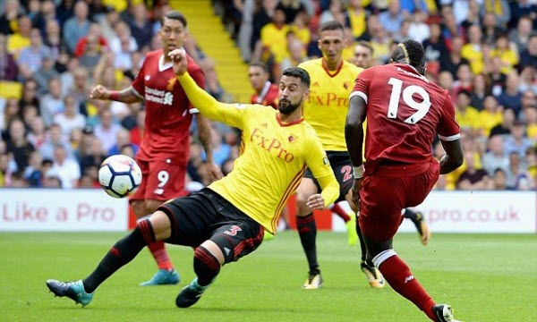 Bóng đá - Watford vs Liverpool 18h30 ngày 16/10