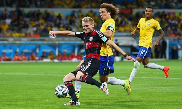 Bóng đá - Đức vs Brazil 01h45, ngày 28/03