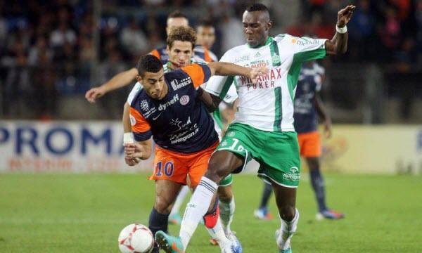 Bóng đá - Saint-Etienne vs Montpellier 11/05/2019 01h45