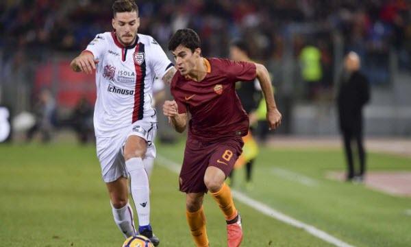 Thông tin trước trận AS Roma vs Cagliari