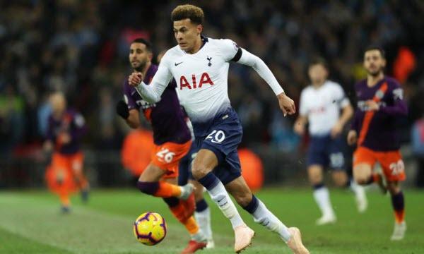 Bóng đá - Tottenham Hotspur vs West Ham United 18h30 ngày 27/04