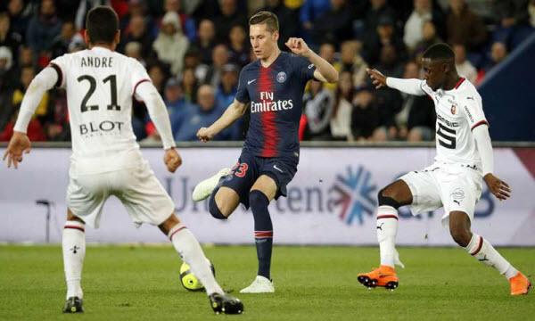 Dự đoán nhận định Stade Rennais FC vs Paris Saint Germain 02h00 ngày 19/08