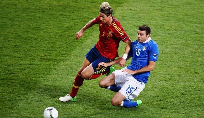 Bóng đá - Những dòng sự kiện nổi bật quanh trận TBN-Ý