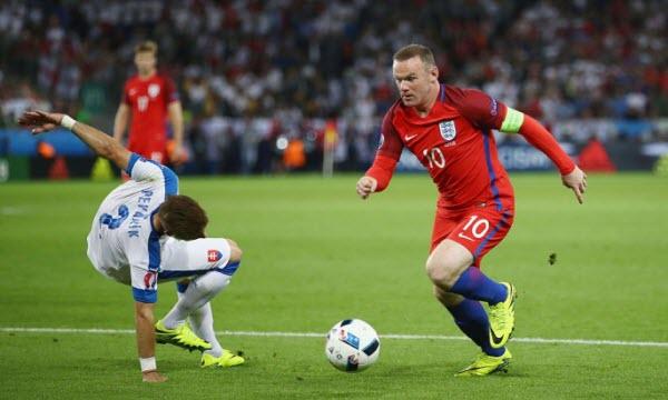Bóng đá - Anh vs Iceland 02h00, ngày 28/06
