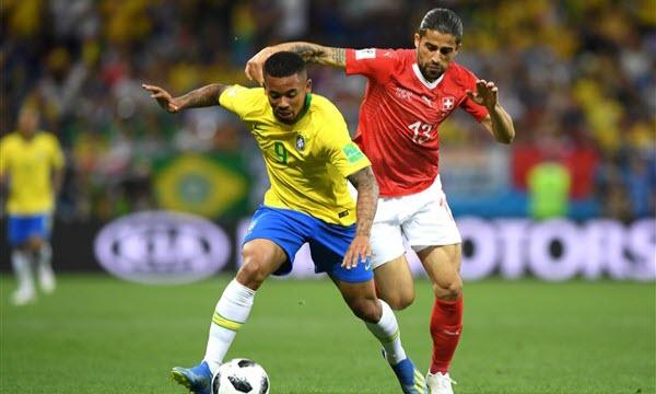 Bóng đá - Serbia vs Brazil 01h00, ngày 28/06