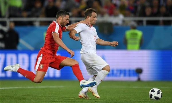 Bóng đá - Thụy Sỹ vs Costa Rica 01h00, ngày 28/06