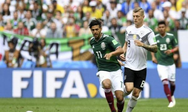Bóng đá - Mexico vs Thụy Điển 21h00, ngày 27/06